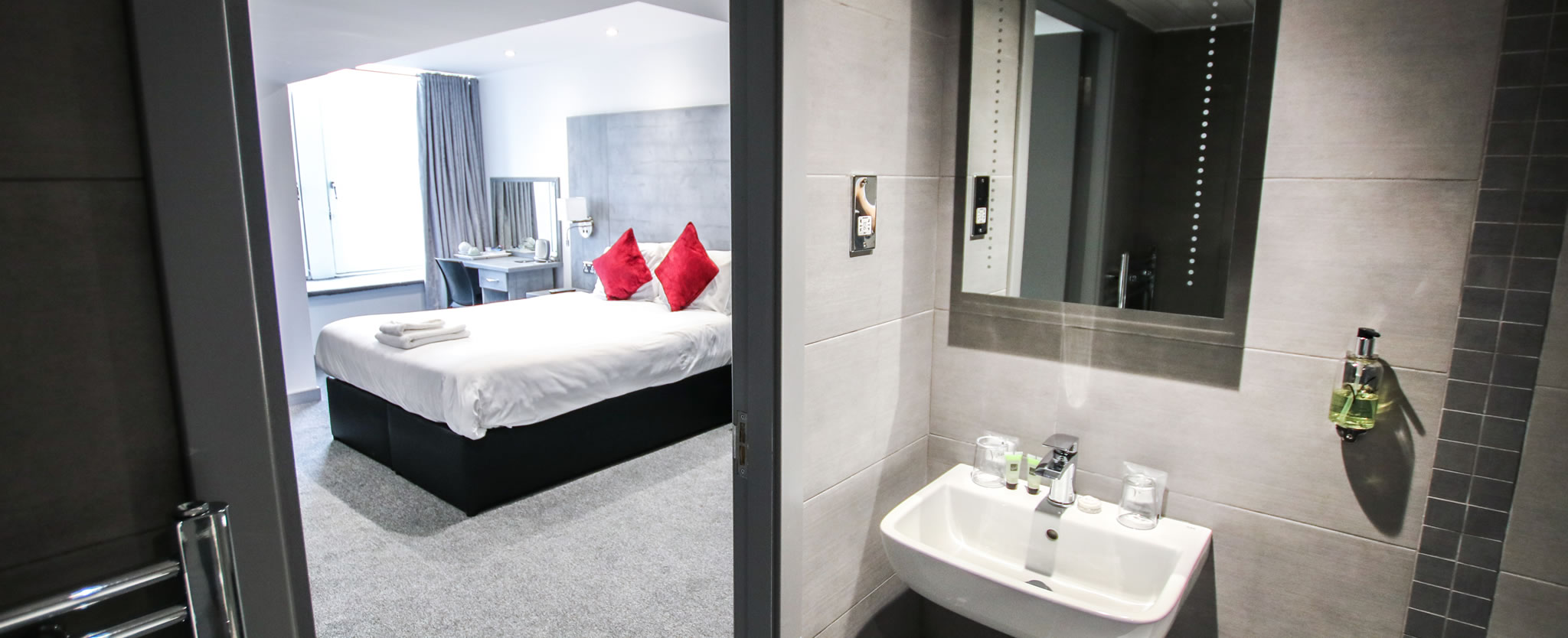 City Centre Hotel Rooms