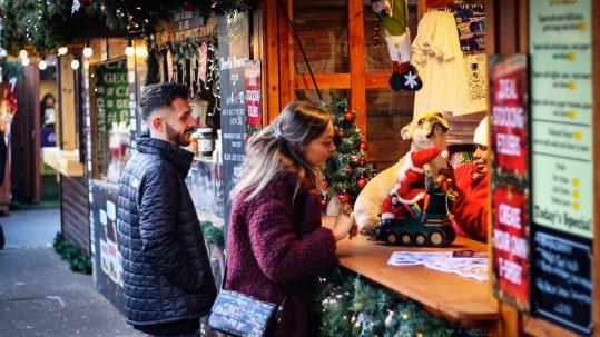 Christmas Markets Glasgow