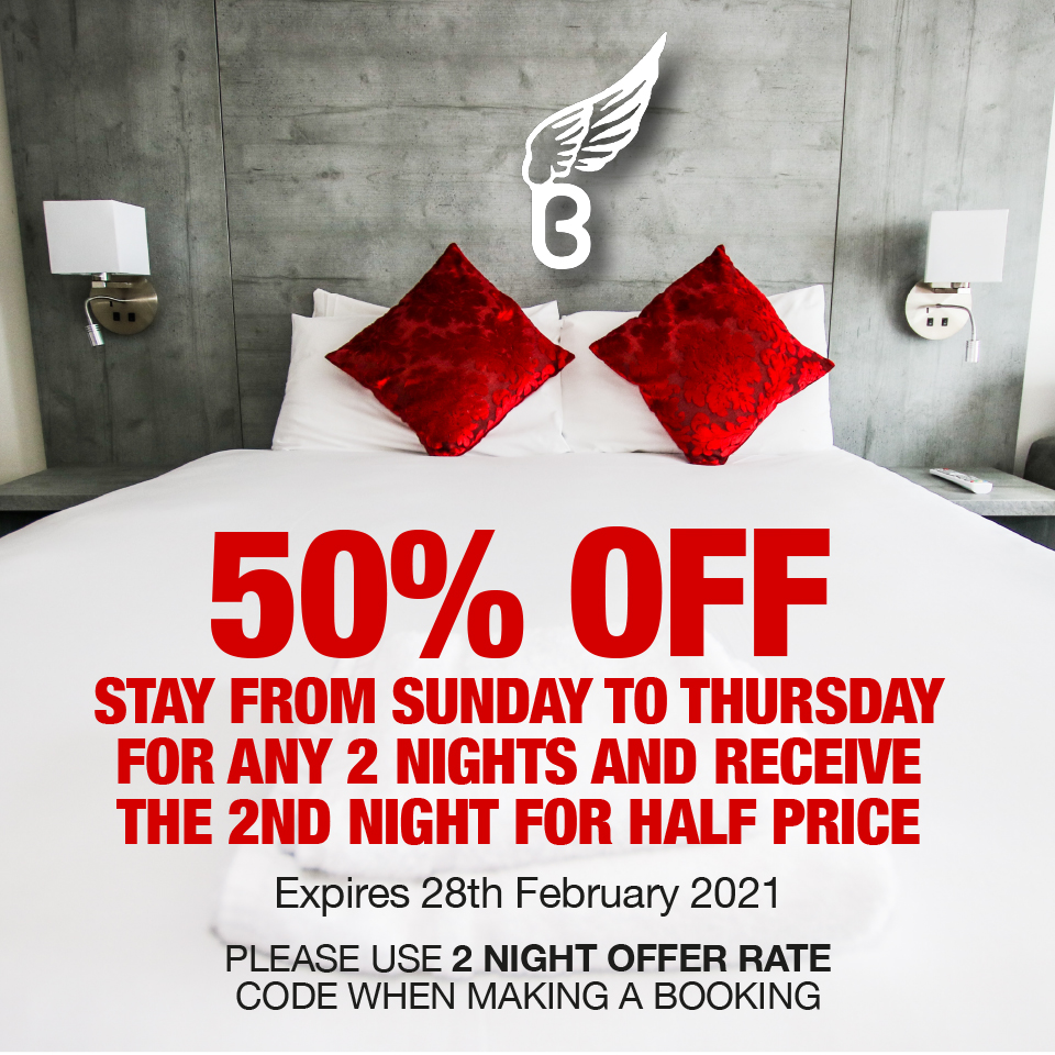 2 Night Offer